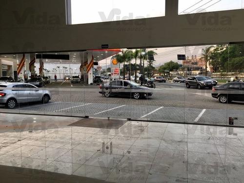 Imagem 1 de 9 de Loja/salão Para Locação Em Km 18  -  Osasco - 32152