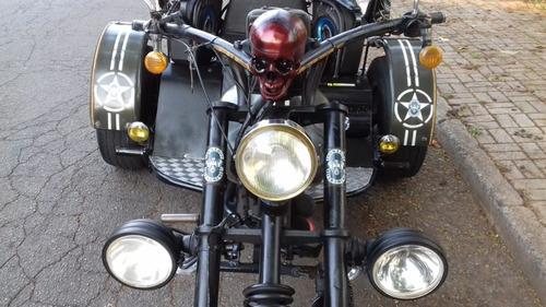 Imagem 1 de 7 de Triciclo Protótipo 1.6 Ano 79