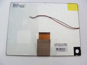 Tela Lcd Tablet Multilaser Nb004 8 Polegadas