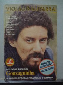 Revista Cifras Violão & Guitarra Nº 64 Gonzaguinha Ednardo