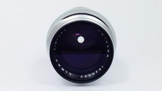 Lente Leica Elmar No. 1826990 Montura M De 135mm (inv 220)