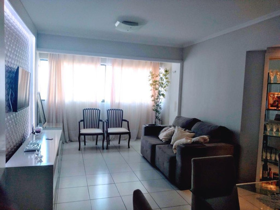Apartamento Em Barro Vermelho, Natal/rn De 80m² 3 Quartos À Venda Por R$ 210.000,00 - Ap330697