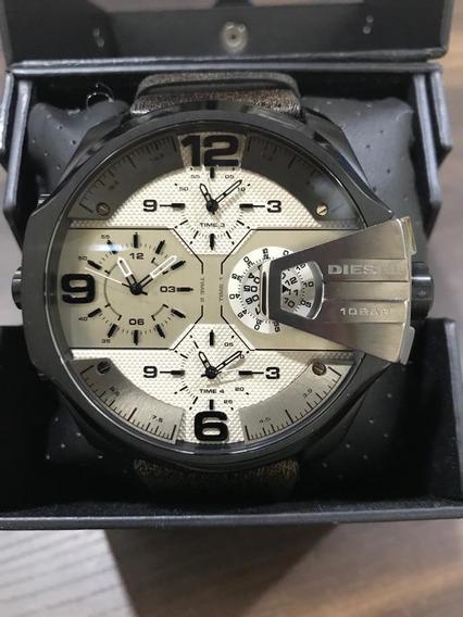 Reloj Diesel Uber Chief Dz7391 Nuevo Para Hombre