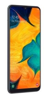Smartphone Samsung Galaxy A30 64gb 16 + 5mp Tela 6.4 Preto