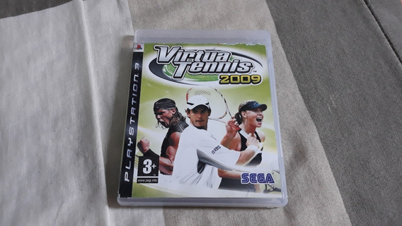 Virtua Tennis 2009 Para Ps3
