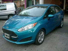 Ford Fiesta Kinetic Design 1.6 O Km Anticipo + Cuotas Fl
