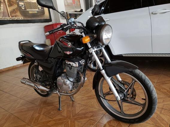 Suzuki En 125 2014 Negro Gn No 150 Cc Titan Charliebrokers