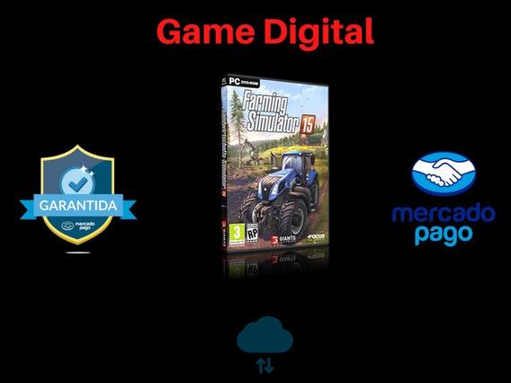 Farming Simulator 15 Envio Digital Pc