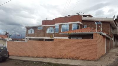 Hermosa Casa En Riobamba Sector San Francisco De Macaji