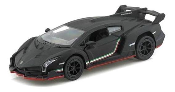 Auto Lamborghini Veneno Coleccion Esc. 1:38 Maqueta Kinsmart