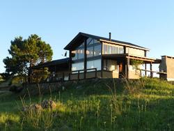 Gran Cabaña En Villa Yacanto Con Vista A Montañas
