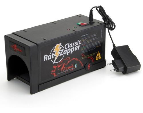 Ratoeira Elétrica Ratzapper Ratoeira Rato Classic