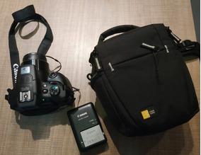 Camera Fotografica Semi-profissional Canon Powershot Sx 60hs