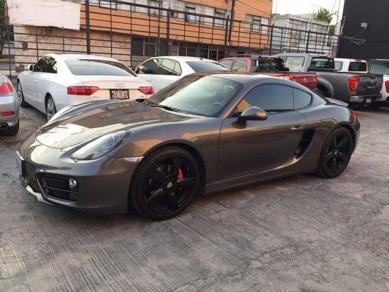 Porsche Cayman 2014 3.4 R Pdk At