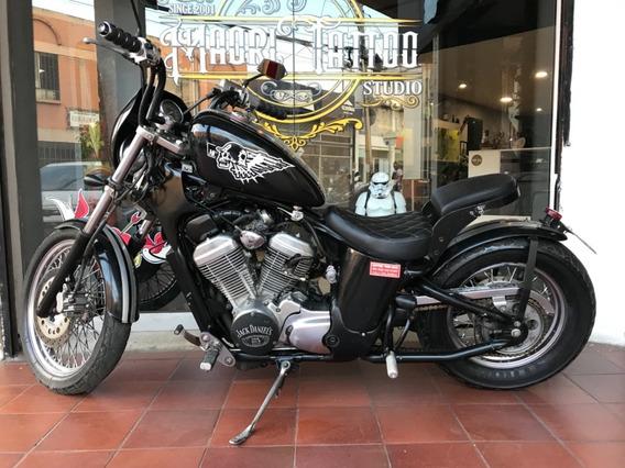 Moto Honda Shadow 600