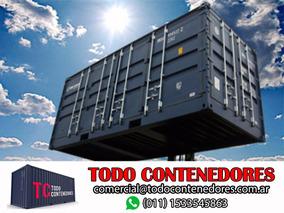 Contenedores Maritimos Containers Deposito 20 Pies Neuquen