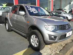 L200 Triton 3.2 Glx 4x4 Cd 16v Turbo Intercoler 2012/2013