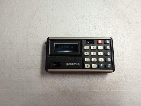 Calculadora Casio-mini Eletronic