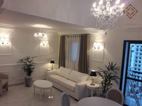 Cobertura Duplex Com 2 Dormitórios, 60 M² - Venda Por R$ 980.000 Ou Aluguel Por R$ 3.900/mês - Moema - São Paulo/sp - Ad0511