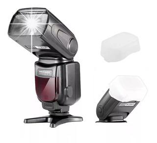 Flash Neewer 561 Nw Flash Para Canon Y Nikon Speedlite