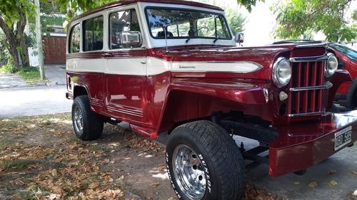 Jeep Estanciera  Ua1rb