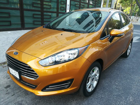 Impecable Ford Fiesta Se 2016 Unico Dueño Factura Original
