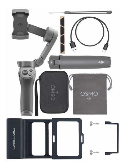 Gimbal Dji Osmo 3 Combo ( Bolsa E Tripé) + Adapter Gopro Pgy