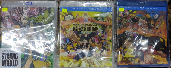 One Piece Peliculas Blu Ray Subtituladas