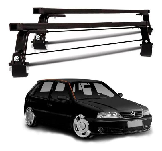 Rack De Teto Aço Fiat Palio Fire 2 Portas 1996 Até 2015 2016