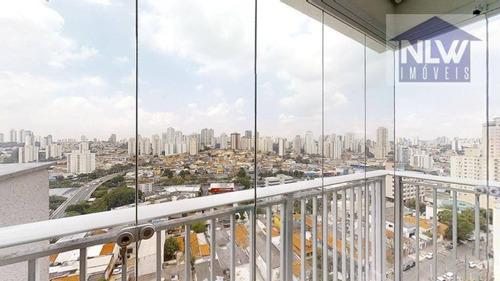 Imagem 1 de 30 de Apartamento Com 3 Dormitórios À Venda, 80 M² Por R$ 954.000,00 - Vila Mariana - São Paulo/sp - Ap3492