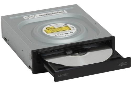 Imagen 1 de 1 de Quemadora Dvd Samsung, LG Negra 16x Sata (*22vds)