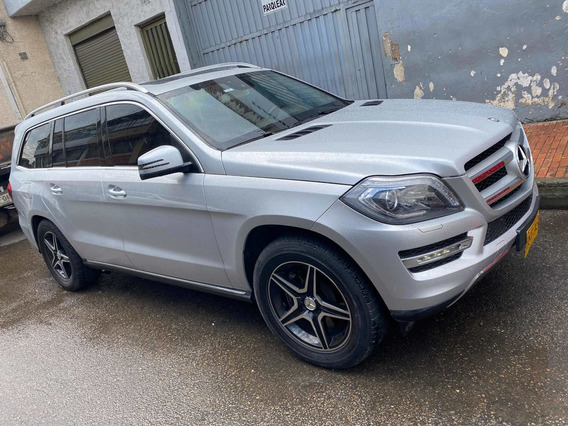 Mercedes Benz Gl 500 Gl 500