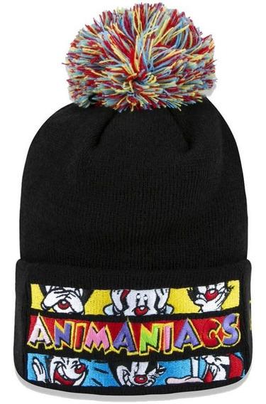 Touca Animaniacs New Era Preta/colorido Com Frete Grátis