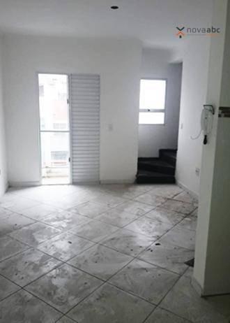 Apartamento Com 2 Dormitórios À Venda, 50 M² Por R$ 350.000 - Vila Humaitá - Santo André/sp - Ap1865