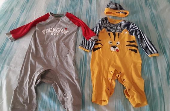 Monitos Bebé 1 Año Combo