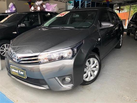 Toyota Corolla Gli 16v Flex 4p Automático 2016
