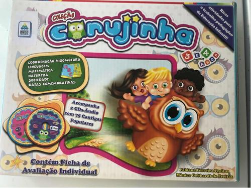 Coleção Corujinha Maternal - 3 E 4 Anos