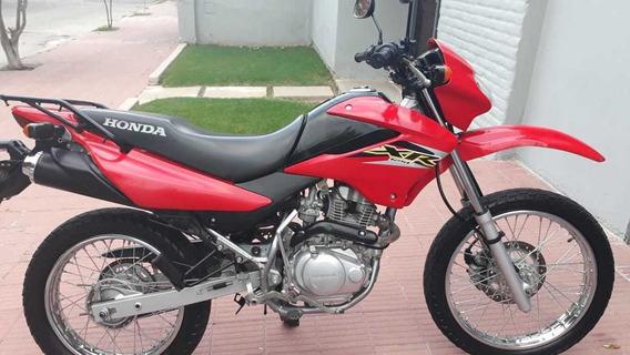 Honda Xr 125 2015 Igual A Nueva 10 M Kms