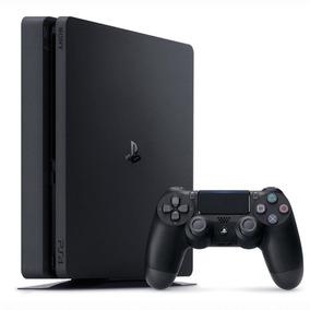 Sony Playstation 4 Ps4 Slim 500gb Bivolt Original