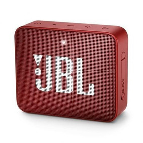 Caixa De Som Jbl Go 2, Bluetooth, À Prova D´água, 3w