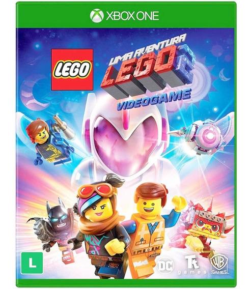 Jogo Uma Aventura Lego 2 Xbox One Disco Fisico Cd Original