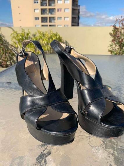 Zapatos De Fiesta - 100% Cuero