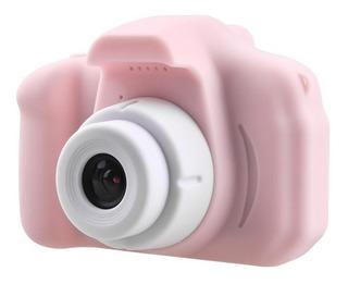 Mini Camara Digital Niños Uso Rudo Hd Fotos Video Infantil