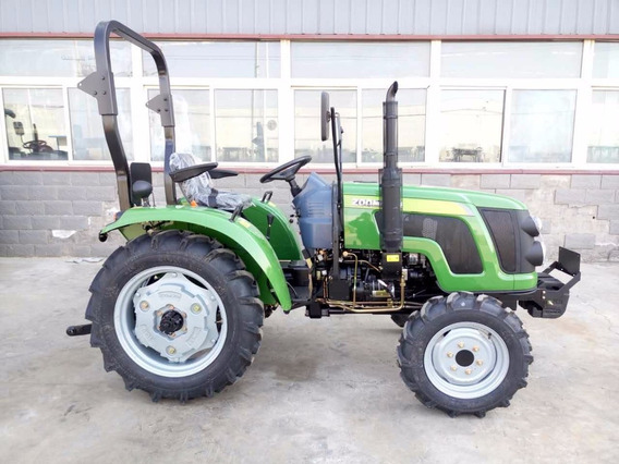 Tractor 30hp Chery By Lion Tipo John Deere