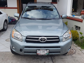 Toyota Rav4 Vagoneta Limited Piel At 2007