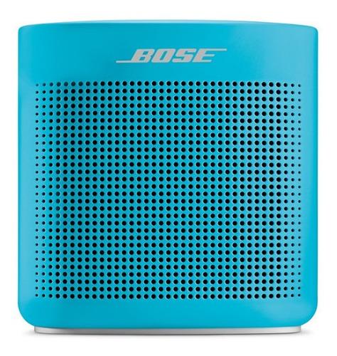 Bose Parlante Bluetooth Soundlink Color Ii Azul