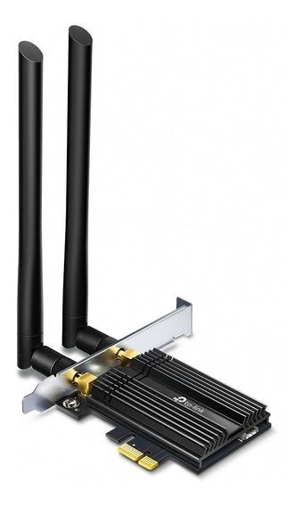 Placa Pci Wifi 6 Tp-link Archer Tx50e Bluetooth 5.0