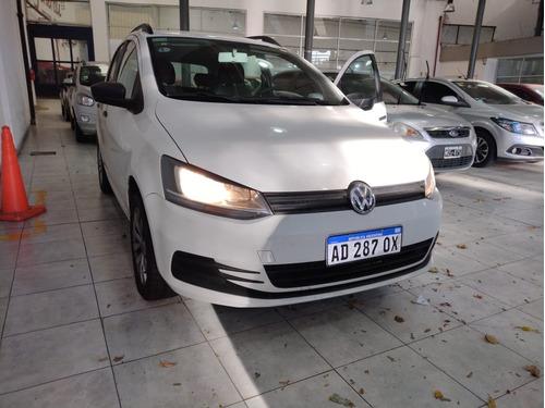 Volkswagen Suran 1.6 Confortline Con Gnc 2018 (y)