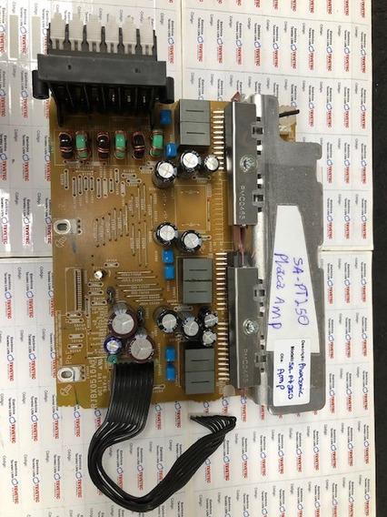 Placa Amp Amplificadora Home Theater Panasonic Sa-pt250 Sc-pt250 Rjbx0516a