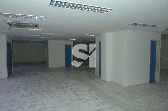 Salão Comercial Pronto Para Uso No Bairro Itaigara! - Sl0694